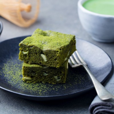 Tegral Satin Moist Green Tea Cake